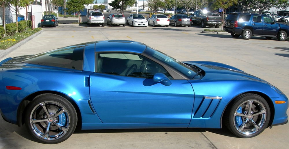 Corvette C6 Base Z06 Grand Sport 05 13 Paint Matched Caliper Covers p 6243 on gm engine codes list