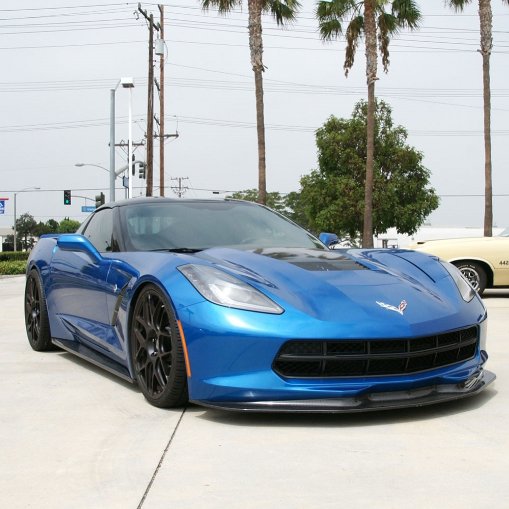 C7 Corvette Stingray Z06 Grand Sport 2014 Lowering Bolt