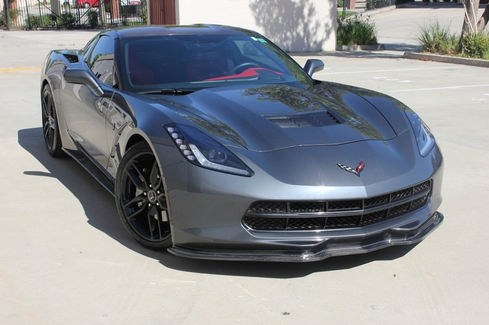 C7 Corvette Stingray Z06 Grand Sport 2014 Carbon Fiber
