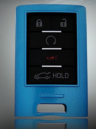 C7 Corvette Stingray Z06 Grand Sport 2014 Colored Key Fob