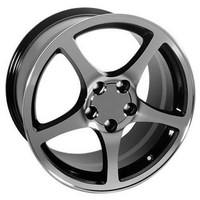 C5 & C6 Base Style Wheels