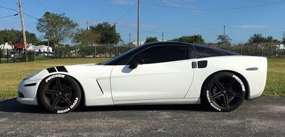 Toyo Tires White Letters >> Toyo Tire Stickers w/ Backgrounds - Full Kits | Corvette Mods