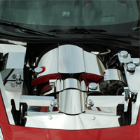 Engine Dress Up - Stainless