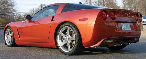 Carbon Fiber Wheels >> C6 Corvette 2005-2013 Lowering Bolt Kit | Corvette Mods