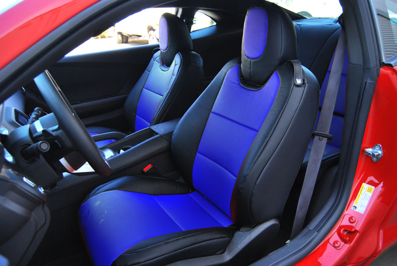 C3 Corvette 1968-1982 Synthetic Leather or Faux Suede Seat ...