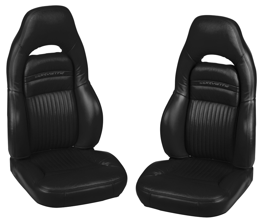 C5 Corvette 1997 2004 Oe Style Leather Seat Covers Sport