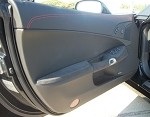 Corvette C6 2012 Style Suede Wrapped Door Panels w/ Armrests