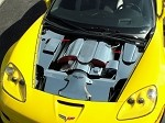 Corvette C6 Z06 4 Piece Inner Fender Cover Kit