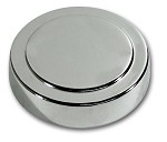 Corvette 1986-2013 OIL FILL CAP CHROME-PLATED COVER