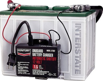 Corvette Automatic Battery Charger