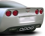 Corvette C6 Rear Spoiler By SLP