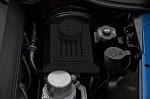 C7 Corvette Stingray 2014+ Hydrocarbon Carbon Fiber Brake Master Cylinder Cover W/ Ribbed Slots