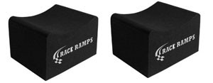 "Race Ramps 8""  Wheel Cribs - Set Of 2"