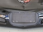 C5 Corvette 1997- 2004 Stainless Steel Mesh License Plate Screen