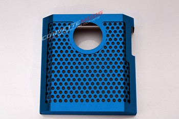 C7 Corvette Stingray/Z51/Z06 2014+ Custom Painted Perforated Brake Master Cylinder Cover
