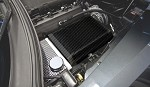 C7 Corvette Stingray 2014+ Hydrocarbon Carbon Fiber Perforated Fuse Box Cover