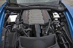C7 Corvette Stingray 2014+ Hydrocarbon Carbon Fiber Throttle Body Cover