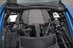 C7 Corvette Stingray 2014+ Hydro Carbon Fiber Throttle Body Cover