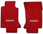 Corvette C5 2001-2004 Z06 Lloyd Floor Mats Velourtex Series