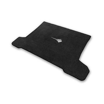 C7 Corvette Stingray 2014+ Lloyd Ultimat Stingray Emblem Cargo Mats