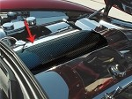 C6 Corvette 2005-2013 Hydrocarbon Carbon Fiber Plenum Cover - Perforated