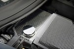 C7 Corvette Stingray 2014+ Stainless Steel Water Tank Cover - Perforated