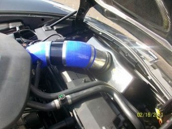 Corvette C6 09-13 ZR1 Vortex Cold Air Intake