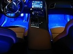 C7 Corvette Stingray 2014+ LED Footwell Lighting - Pair