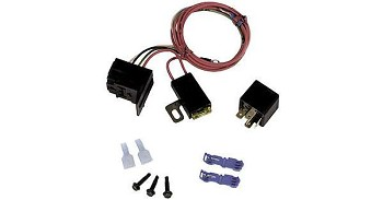 C5 Corvette 1997-2004 Headlight Relay Kit - Quad Beam