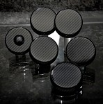 C6 Corvette 2005-2013 Hydrocarbon Carbon Fiber Cap Cover Set Basic - Auto/Manual Options