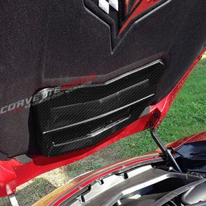 C7 Corvette Stingray/Z06 2014+ Hydro Carbon Fiber (Inner) Heat Extractor