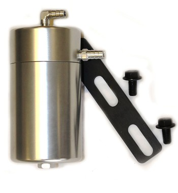 C5 C6 Z06 1997-2013 Aluminum Oil Catch Can - LG Motorsports