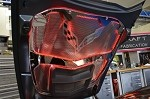 C7 Corvette Stingray 2014+ Iluminated Hood Trim With Center Brace - Any Hood Panel