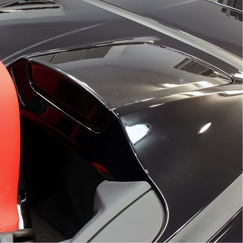 C7 Corvette Stingray 2014+ Custom Painted Convertible Accent Trim Panels - Pair