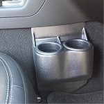 C7 Corvette Stingray 2014+ Custom Painted Cup Holder Travel Buddy - Dual