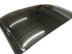 C7 Corvette Stingray/Z06 2014+ Carbon Fiber Targa Roof Panel Replacement - W/ Painted Accent Option