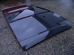 C7 Corvette Stingray 2014+ Carbon Fiber Roof Panel Replacement