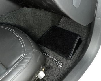 C5 C6 C7 1997-2014+ Corvette Passenger Floor Foot Rest