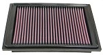 C6 Corvette 2005-2007 K&N Performance Replacement Air Filter