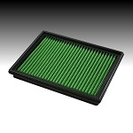 C6 Corvette 2005-2013 Green Peformance Air Filter