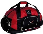 C7 Corvette Stingray 2014+ Ogio Big Dome Duffle Bag