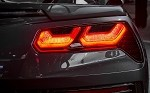 C7 Corvette Stingray/Z06/Grand Sport 2014+ Rear Tail Light Blackout Overlay Kit Decals
