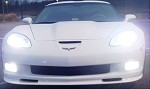 C6 Corvette 2005-2013 High Beam Headlight LED Kit