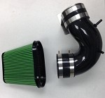 C7 Corvette Stingray 2014+ Carbon Fiber Intake W/ Green Filter Billy Boat