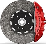 C7 Corvette 2015+ Z06 Complete Brake Upgrade Set - Front / Rear