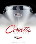 C3 C4 C5 C6 1953-2013 Corvette Sixty Years - Hardcover