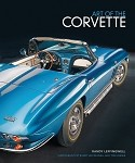 C3 C4 C5 C6 C7 Corvette 1953-2014+ Art Of The Corvette - Hardcover