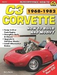 C3 Corvette 1968-1982 How To Build And Modify (Performance How-To) - Paperback