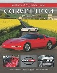 C4 1984-1996 Collectors Originality Guide: Corvette - Hardcover
