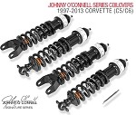 C5 C6 Corvette 1997-2013 Johnny O'Connell Series Coilovers